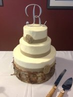 Wedding Cake by Lane's