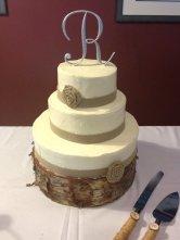 Wedding Cake by Lane's