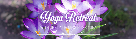Yoga Retreat with Miss Bliss Yoga at Lane's Privateer Inn