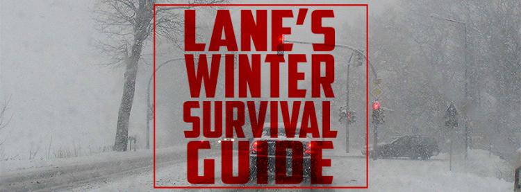 Lane's Winter Survival Guide