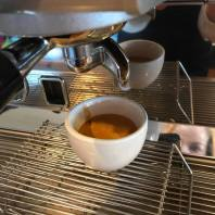 We double filter our water so that espresso is smooth and rich