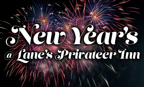 New Year's Eve 2019 at Lane's Privateer Inn