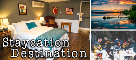 Staycation on the South Shore of Nova Scotia